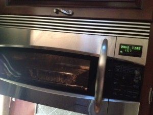 microwave-convection oven