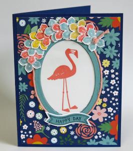 Flamingo Lingo - Flowerpot