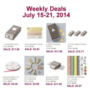 Weekly Deal July 15-21