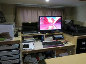 Studio - Office desk