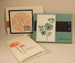 World Cardmaking Day projects
