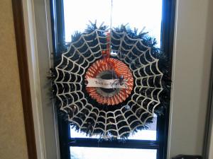 Wreath - inside