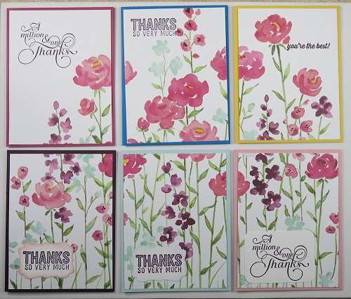Painted Petals Cards1