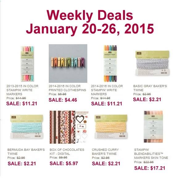 Weekly Deals - Jan 20